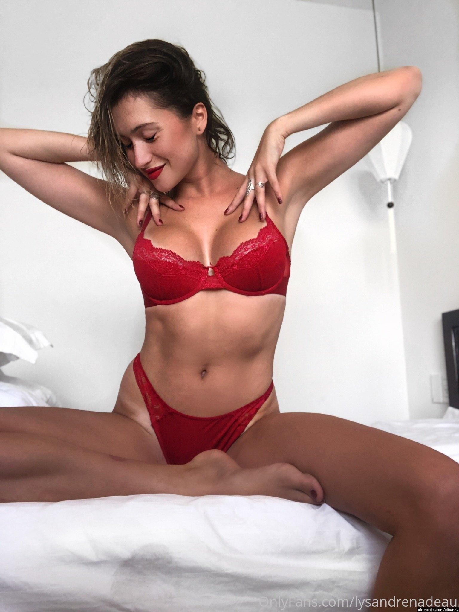 OnlyFans Lysandre Nadeau Leak Nude n°8
