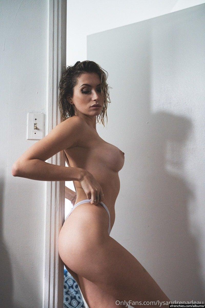 OnlyFans Lysandre Nadeau Leak Nude n°1