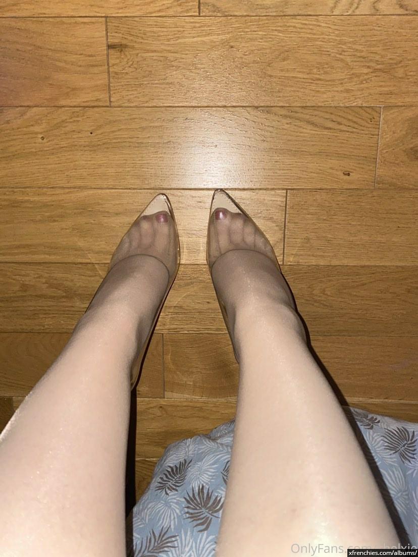 Photo de pied – Les pieds de Chelxie Onlyfans Leak n°32