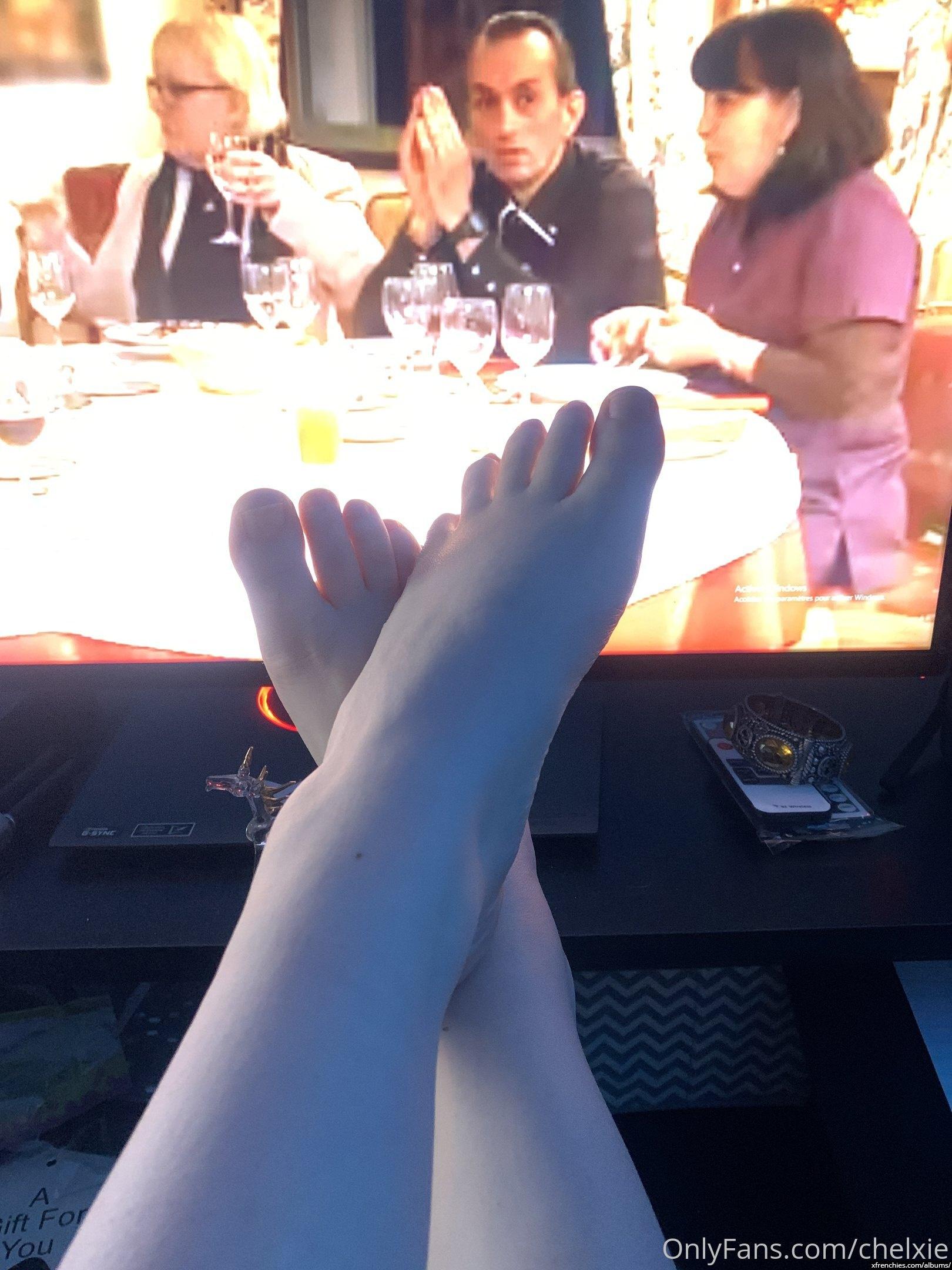 Photo de pied – Les pieds de Chelxie Onlyfans Leak n°59