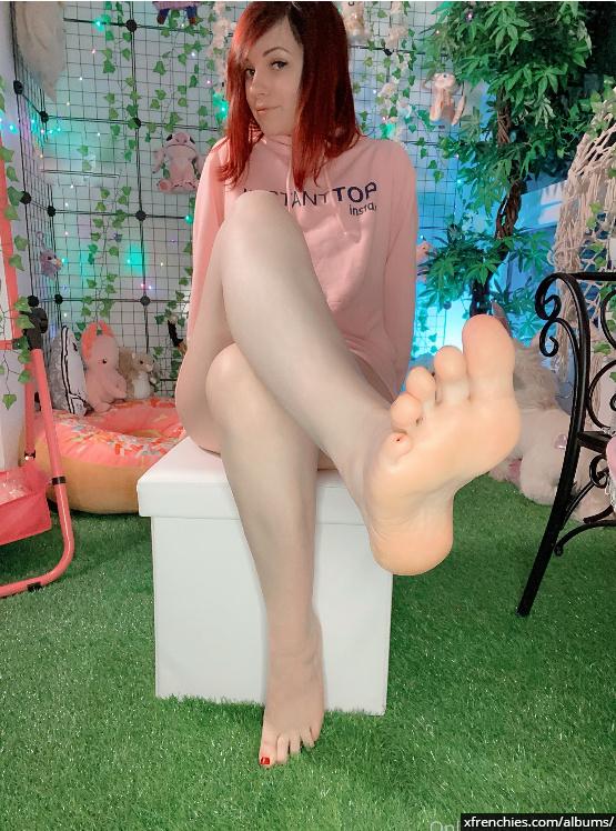 Photo de pied – Les pieds de Chelxie Onlyfans Leak n°62