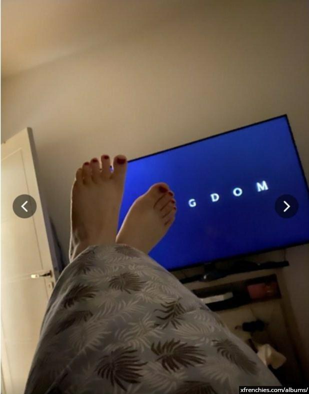 Photo de pied – Les pieds de Chelxie Onlyfans Leak n°74