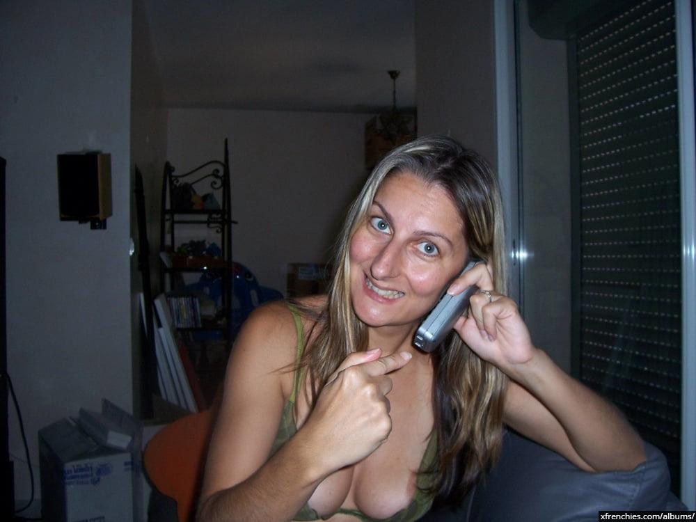 Photos nues amateur de ma jolie jeune femme n°27