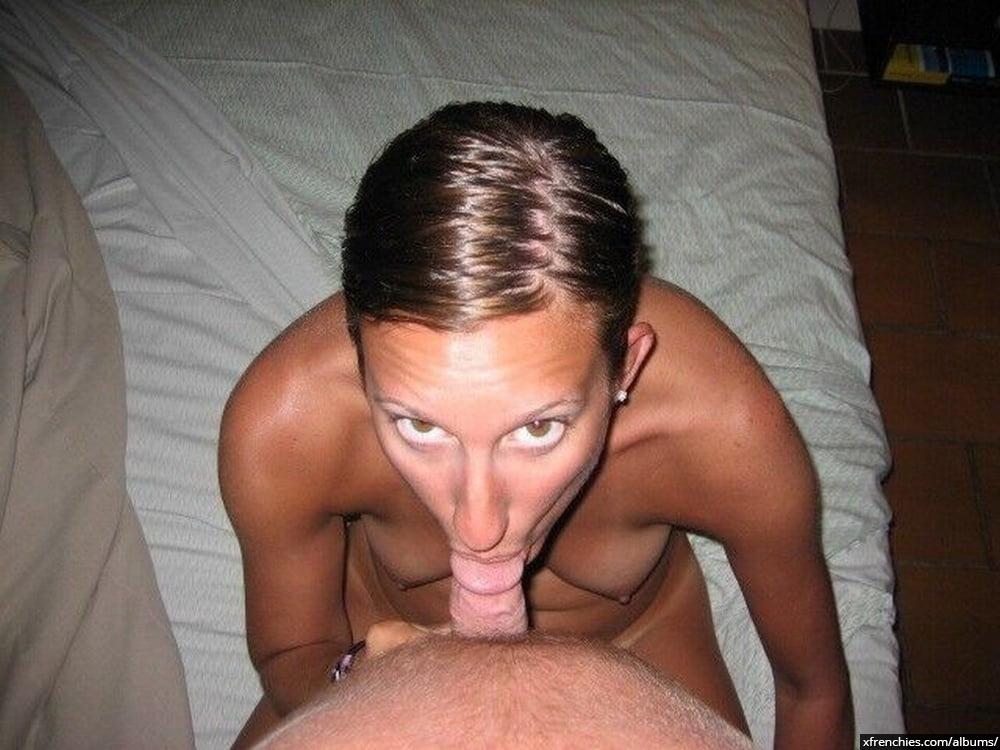 Photos privées secrètes de ma salope de femme n°2