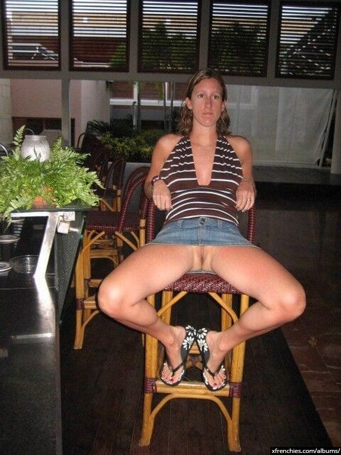 Photos privées secrètes de ma salope de femme n°19